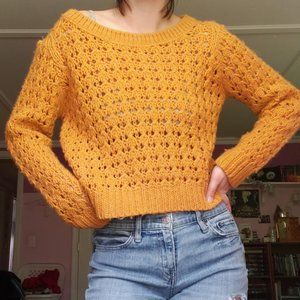 Clementine Knit Sweater